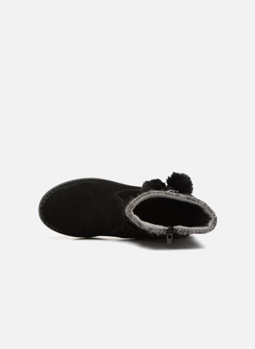 Bottines et boots Bopy Nochoc Lilybellule Noir vue gauche