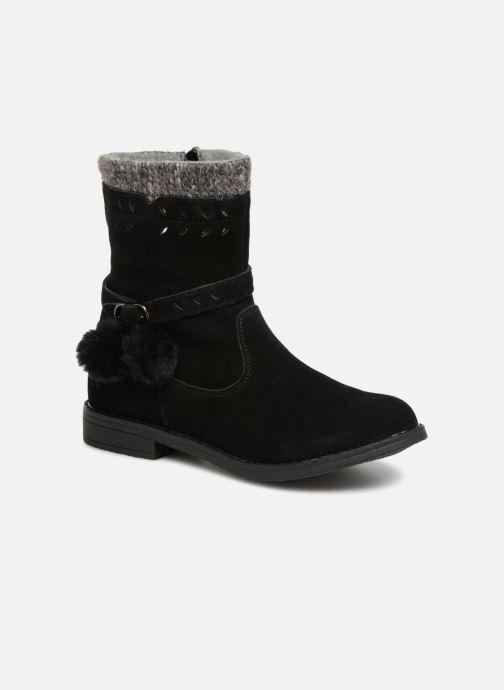 Bottines et boots Bopy Nochoc Lilybellule Noir vue détail/paire