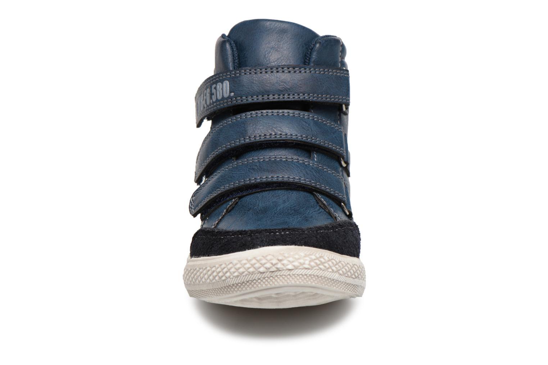 Sneaker Bopy Iboki Sk8 blau schuhe getragen