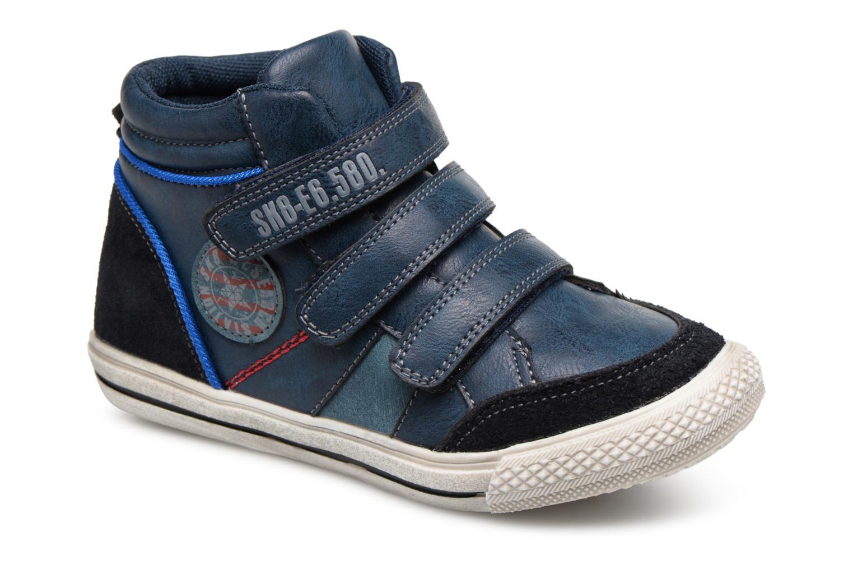 Sneaker Bopy Iboki Sk8 blau detaillierte ansicht/modell