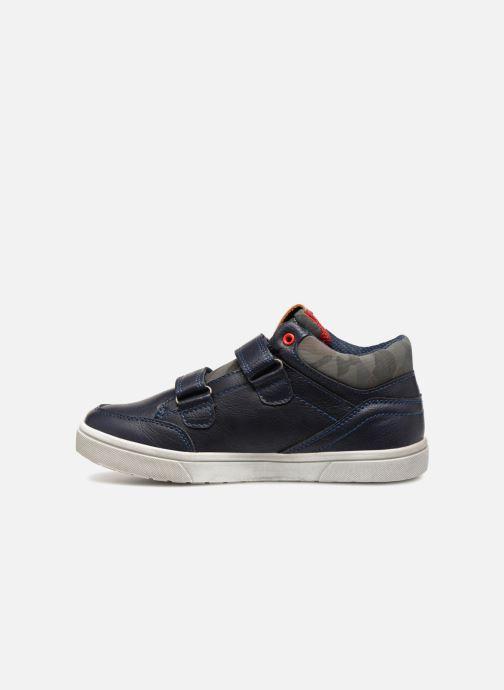 Sneakers Bopy Tavalo Sk8 Blauw voorkant