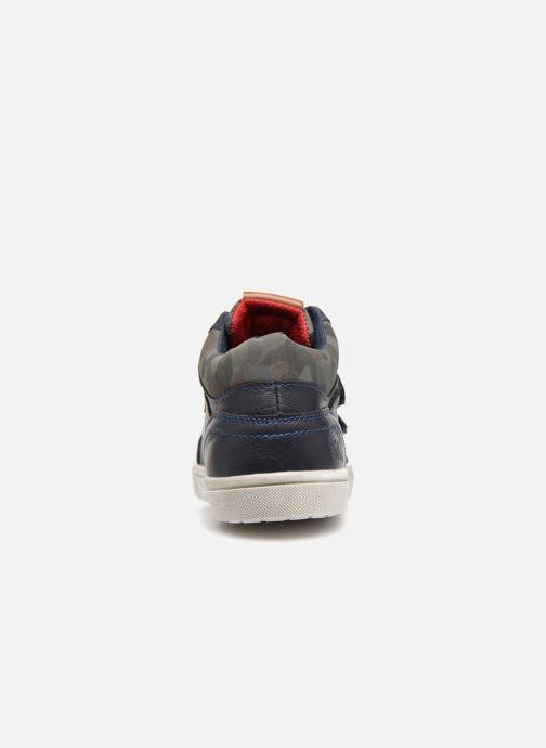 Sneakers Bopy Tavalo Sk8 Blauw rechts