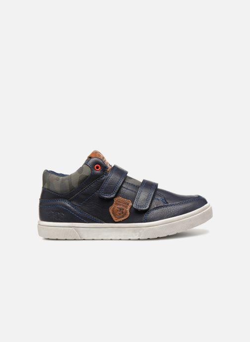 Sneakers Bopy Tavalo Sk8 Blauw achterkant