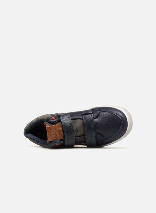 Sneakers Bopy Tavalo Sk8 Blauw links