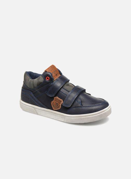 Sneakers Bopy Tavalo Sk8 Blauw detail