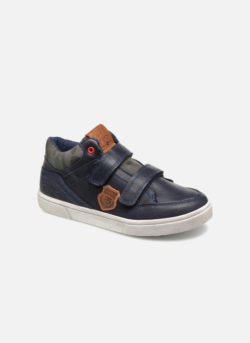 Sneakers Bopy Tavalo Sk8 Blauw detail