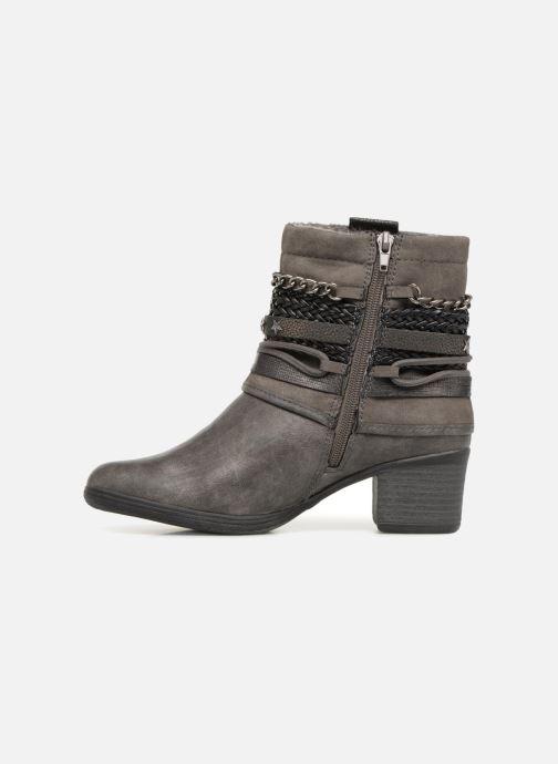 Bottines et boots Dockers Saria Gris vue face