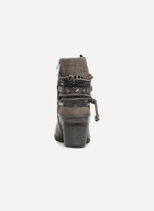 Bottines et boots Dockers Saria Gris vue droite
