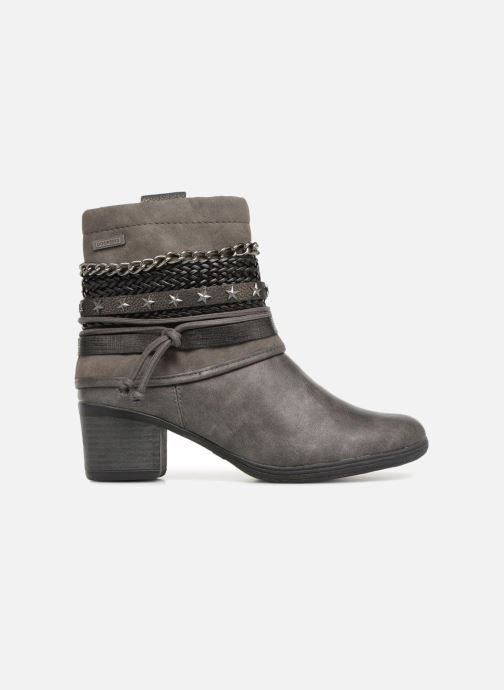 Bottines et boots Dockers Saria Gris vue derrière