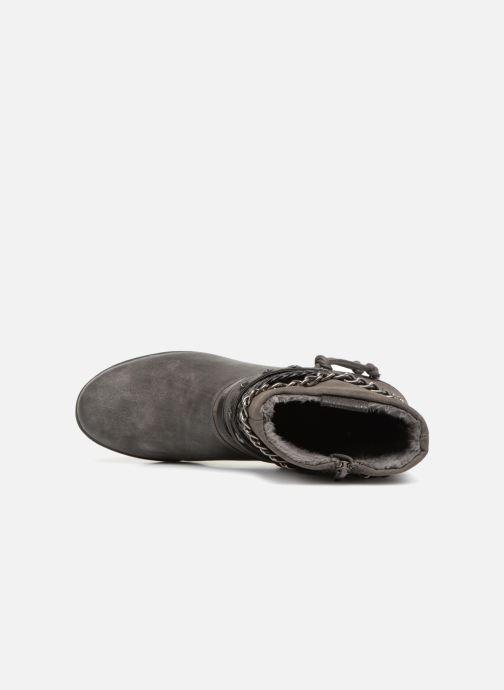 Bottines et boots Dockers Saria Gris vue gauche