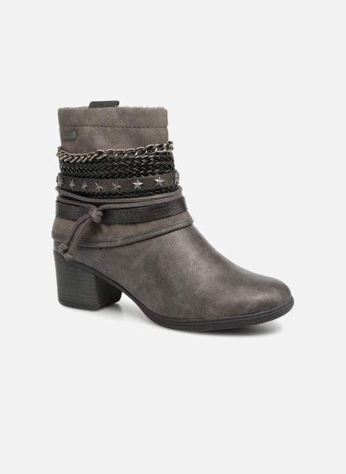 Bottines et boots Dockers Saria Gris vue détail/paire