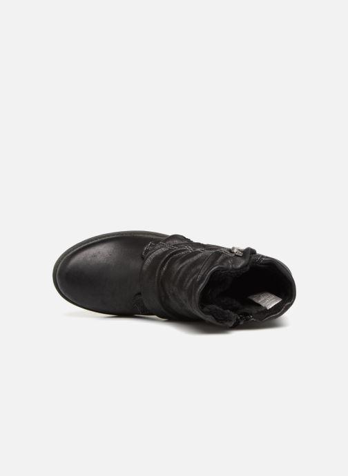 Bottines et boots Dockers Klea Noir vue gauche