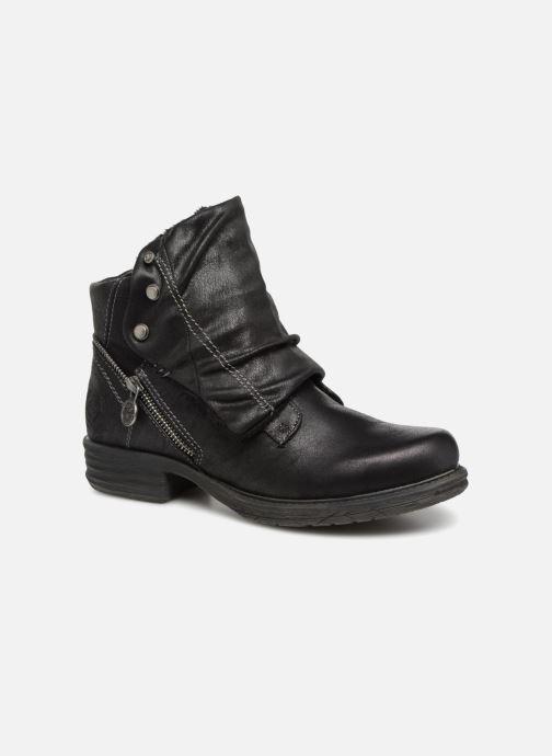 Bottines chez Dockers et Klea 329189 Sarenza boots Noir qw4674p