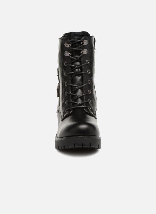 Bottines et boots Dockers Miah Noir vue portées chaussures