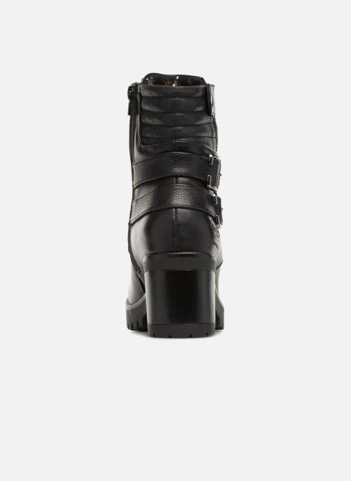 Bottines et boots Dockers Miah Noir vue droite