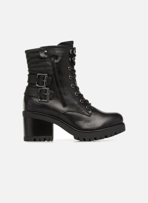 Bottines et boots Dockers Miah Noir vue derrière