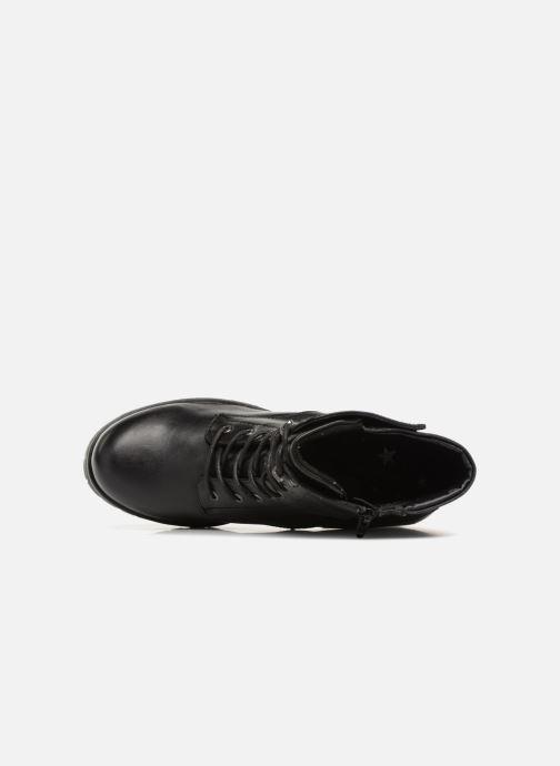 Bottines et boots Dockers Miah Noir vue gauche