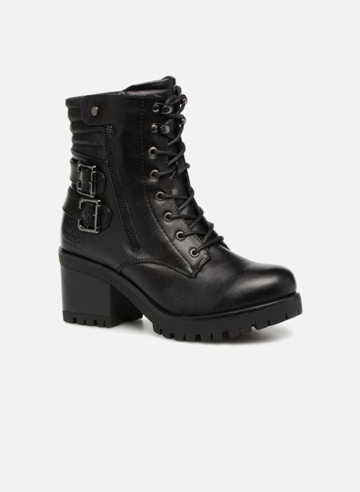 Bottines et boots Dockers Miah Noir vue détail/paire