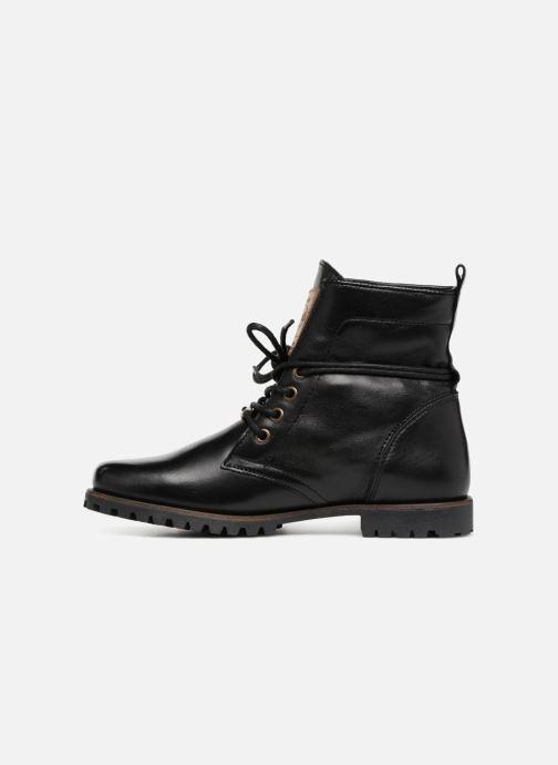 Boots en enkellaarsjes Dockers Alina Zwart voorkant