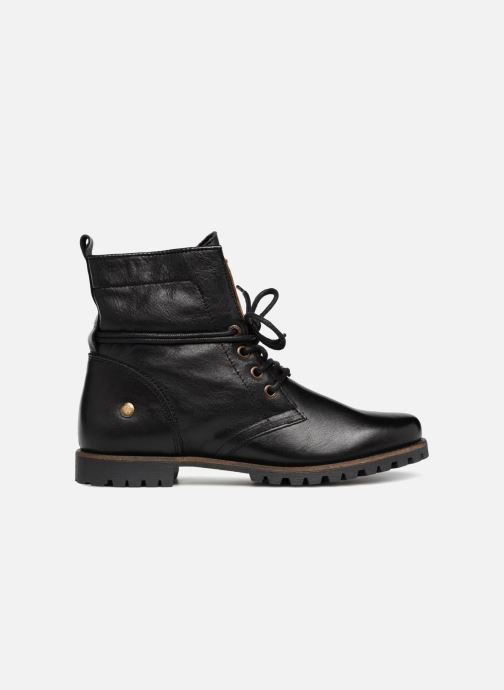 Bottines et boots Dockers Alina Noir vue derrière