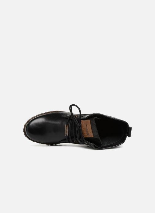 Bottines et boots Dockers Alina Noir vue gauche