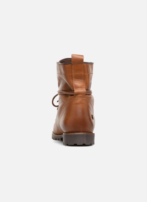 Bottines et boots Dockers Alina Marron vue droite