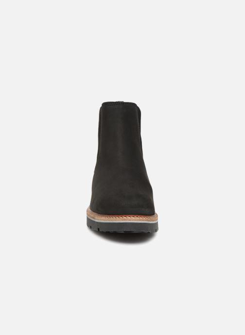 Bottines et boots Dockers Greta Noir vue portées chaussures