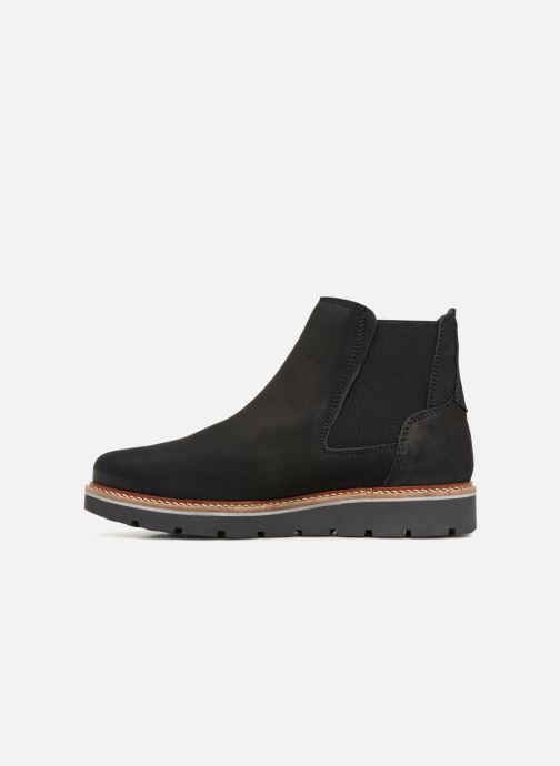 Bottines et boots Dockers Greta Noir vue face