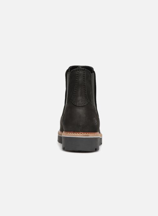 Bottines et boots Dockers Greta Noir vue droite