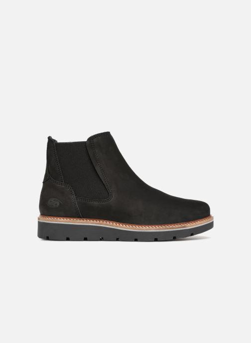 Bottines et boots Dockers Greta Noir vue derrière