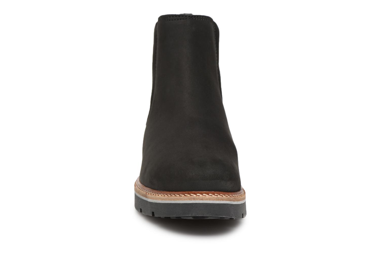 Ankle boots Dockers Greta Black model view