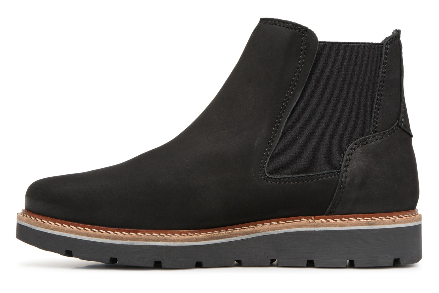 Ankle boots Dockers Greta Black front view
