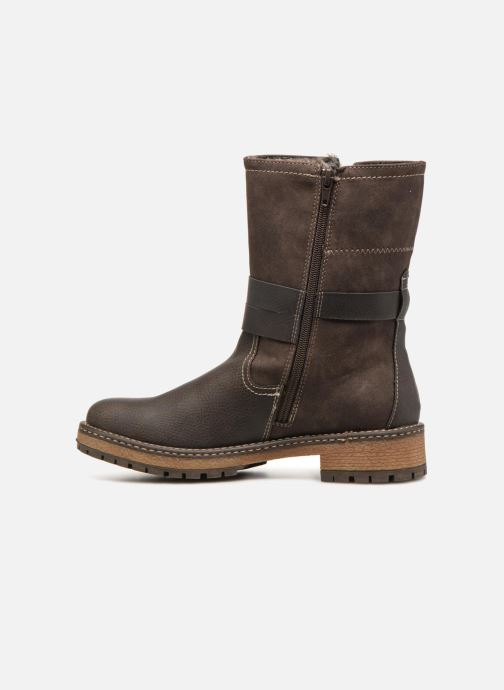 Bottines et boots Dockers Hanne Marron vue face