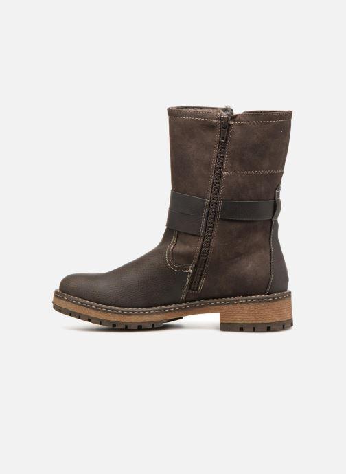 Bottines et boots Dockers Hanne Marron vue face