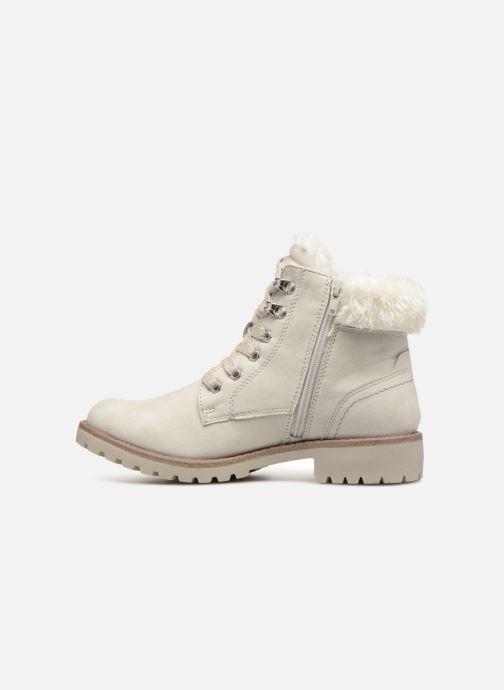 Bottines et boots Dockers Elena Blanc vue face