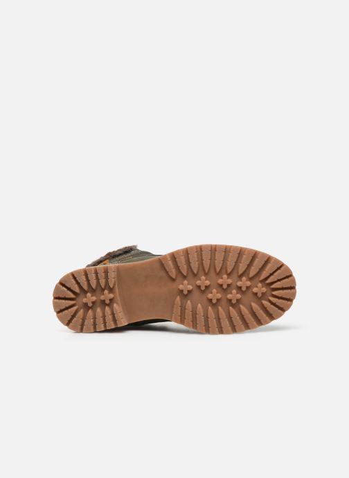 DOCKERS Femmes Bottes D/'Hiver Chaussures Vert