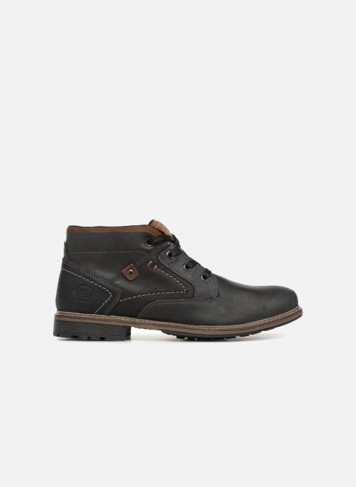 Bottines et boots Dockers Adam Noir vue derrière