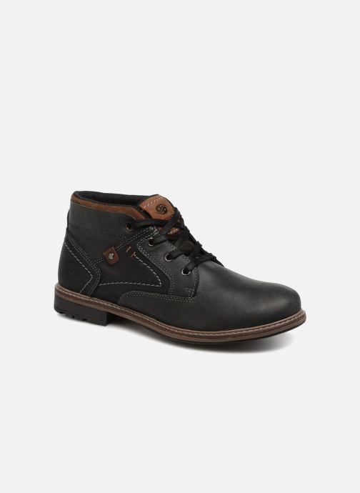 Bottines et boots Dockers Adam Noir vue détail/paire