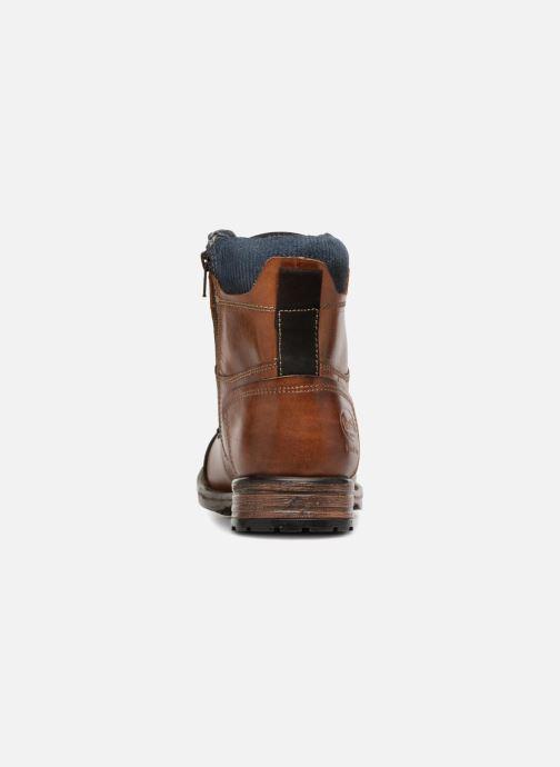 Bottines et boots Dockers Felix Marron vue droite