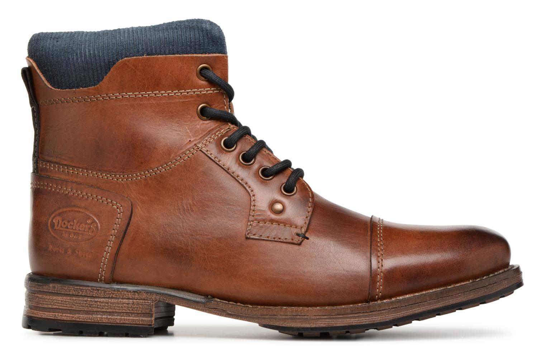 Bottines et boots Dockers Felix Marron vue derrière