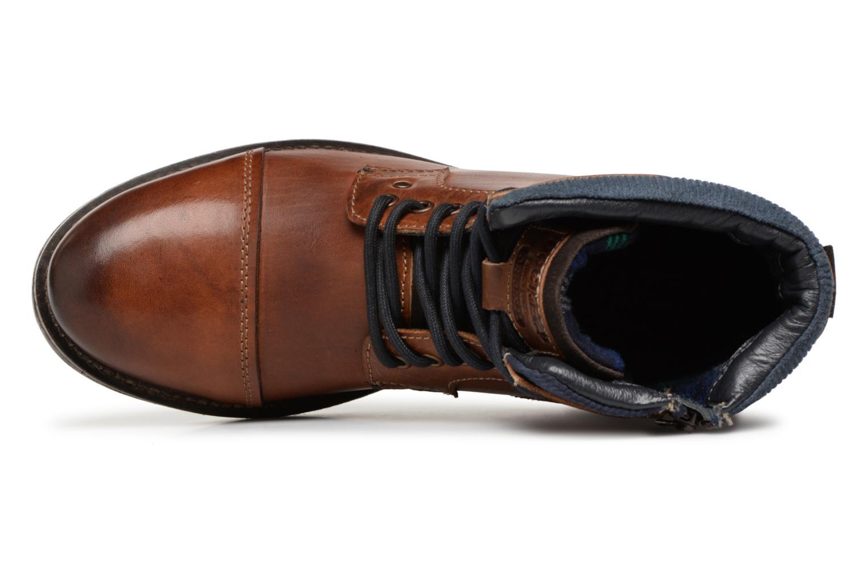 Bottines et boots Dockers Felix Marron vue gauche