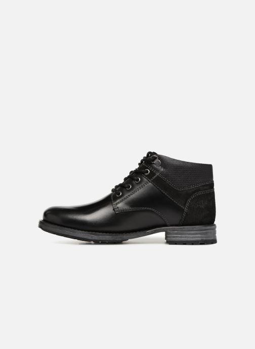 Bottines et boots Dockers Markus Noir vue face