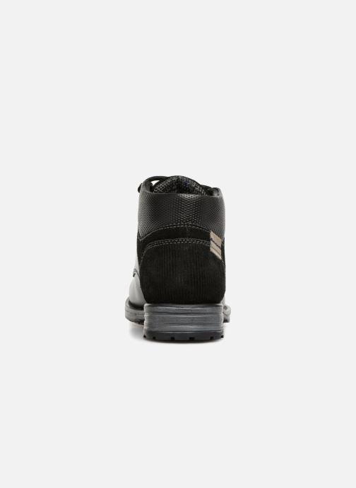 Bottines et boots Dockers Markus Noir vue droite