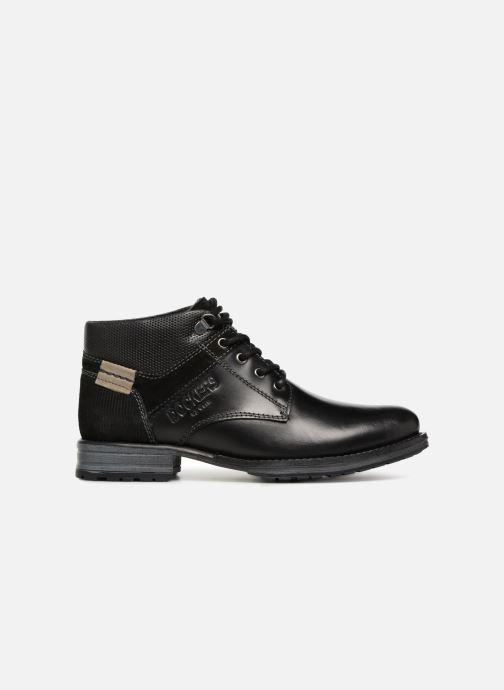 Bottines et boots Dockers Markus Noir vue derrière