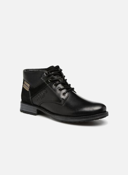 Bottines et boots Dockers Markus Noir vue détail/paire