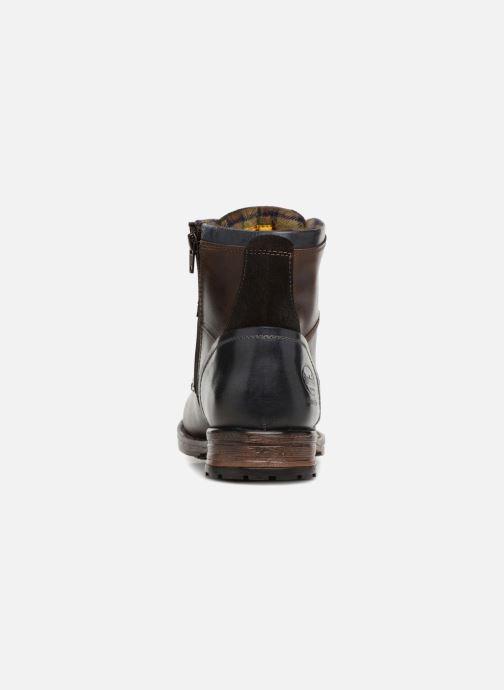 Bottines et boots Dockers Samson Marron vue droite