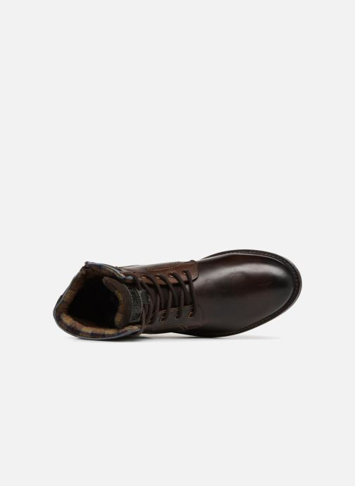 Bottines et boots Dockers Samson Marron vue gauche