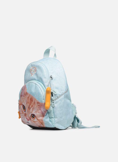 School bags Stones and Bones LAUREL Blue model view