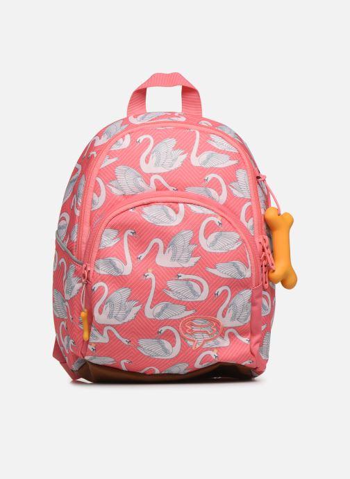 Skoletasker Stones and Bones LAUREL Pink detaljeret billede af skoene