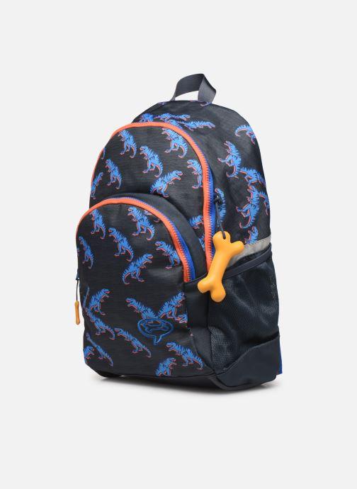 School bags Stones and Bones LINDEN Blue model view